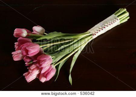 Tulip Flower Bouquet