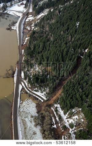 Washington Forest Mudslides
