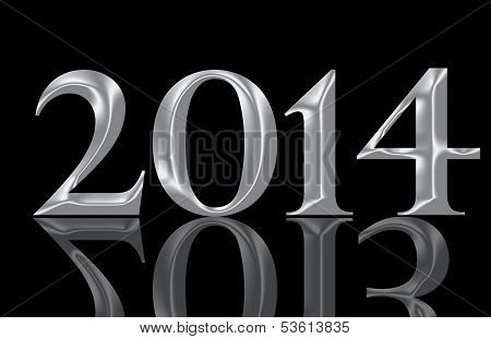 Bringing in the New Year from 2013 to 2014