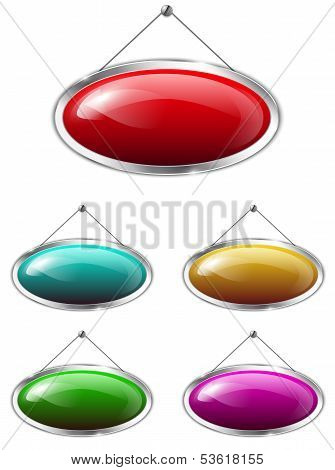 Oval Tablets