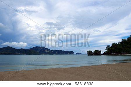 Beach In Krabi