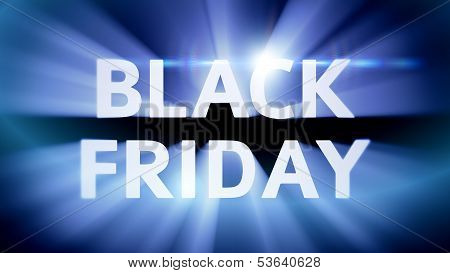 Coming Of Black Friday