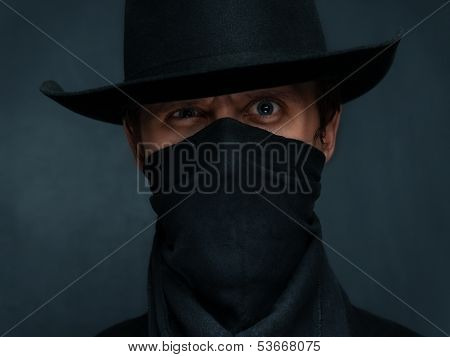 Astonished Cowboy