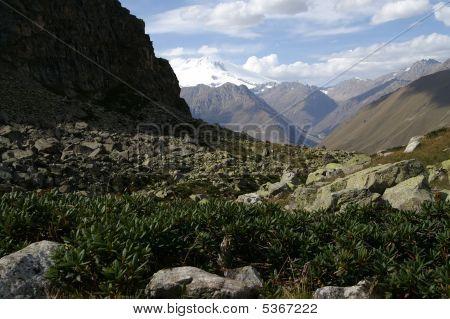 View Of Elbrus