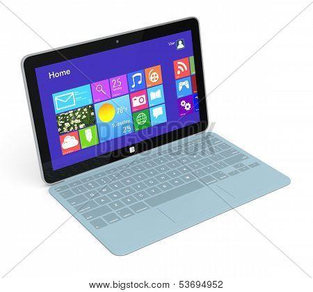 Ultrabook Convertible
