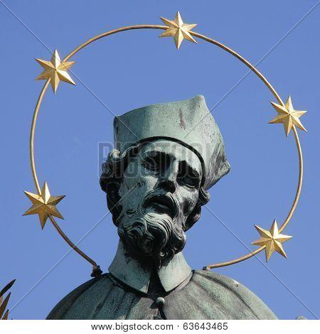 St. John of Nepomuk - Prague, Czech Republic