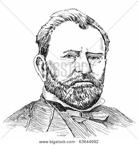 Portraits Of Ulysses S. Grant