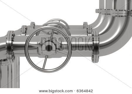 Pipeline Detail Depth Of Field