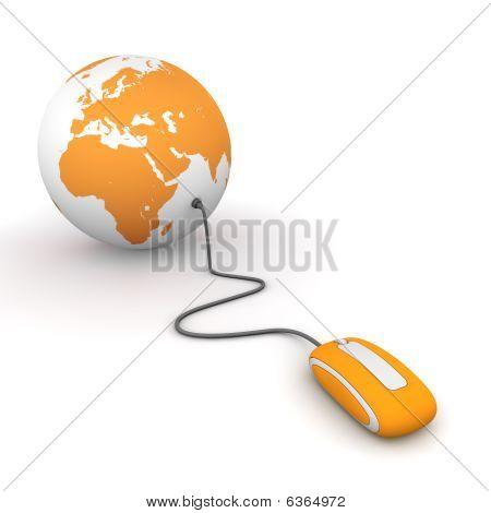 Surf The World - Orange