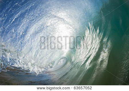 Wave Crashing Water Swimming