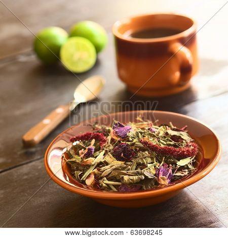 Ecuadorian Herbal Horchata Tea
