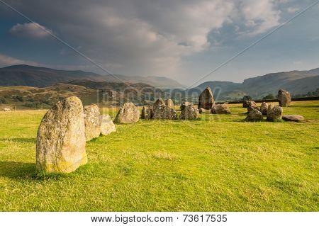 Castlerigg Circles Inner Chamber