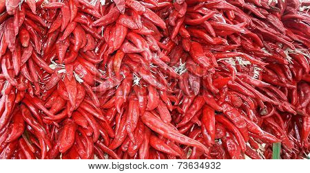 Red Chili Ristras