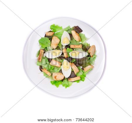 Ceaser salade.