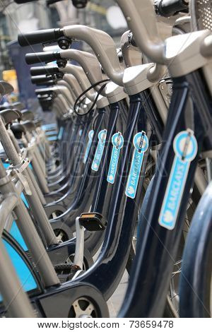 Shortlisted bikes for rental in London