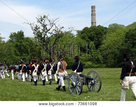 Stoney Creek Battlefield Combat Terminate 2009