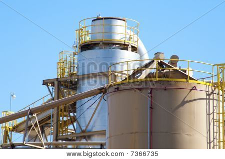 Large Scale Industrial Equipment
