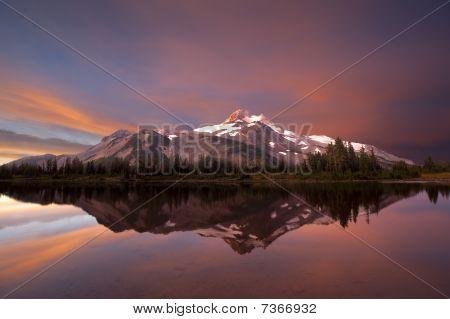 Mt. Jefferson Sunrise