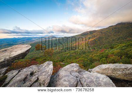 Sunrise at Rough Ridge
