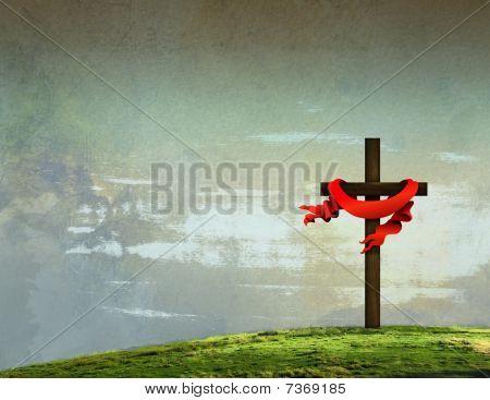 Cross in Hill