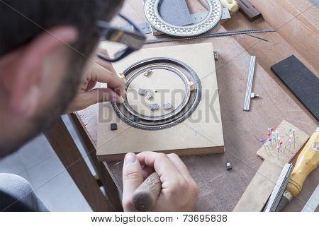 Luthier Hands