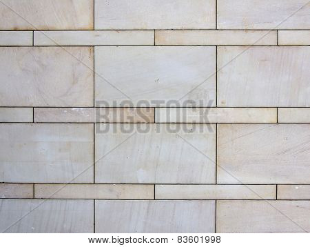Stone Marble Brick Wall For Background