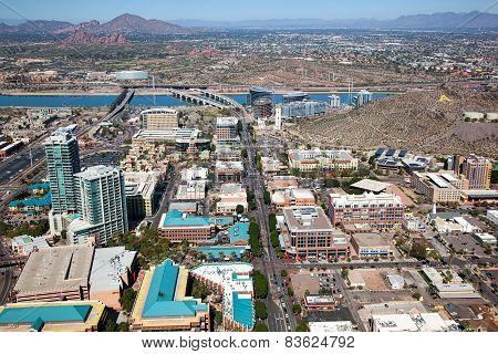 Downtown Tempe, Arizona