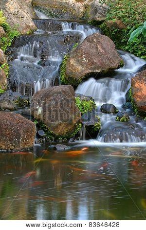 Kauai Marriott Resort Falls