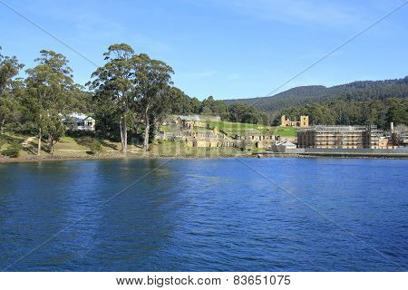 Tassy Port Authur