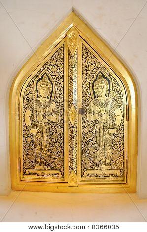 Deity Save Door