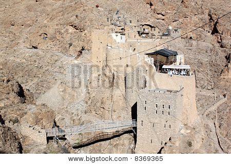 Monastery Mar Musa