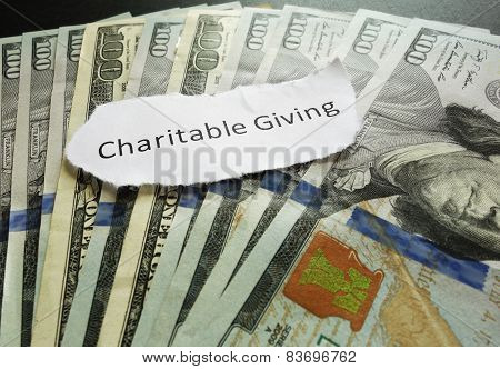 Charity Giving