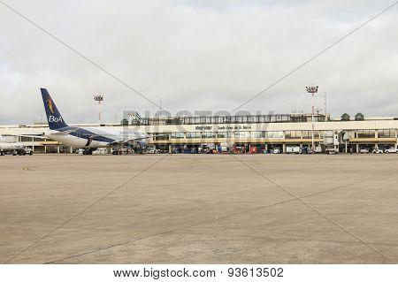 Viru Viru International Airport