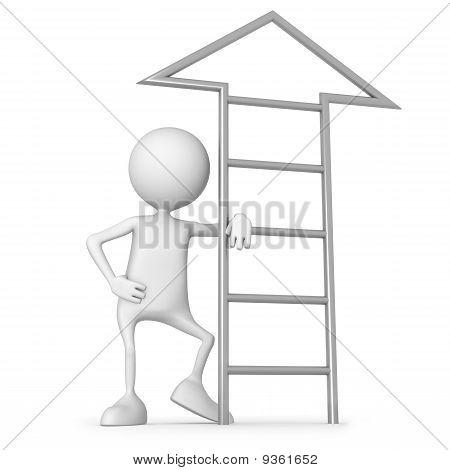 Upwards