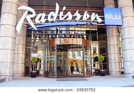 Radisson Blu Hotel Kyiv Podil, Kyiv, Ukraine