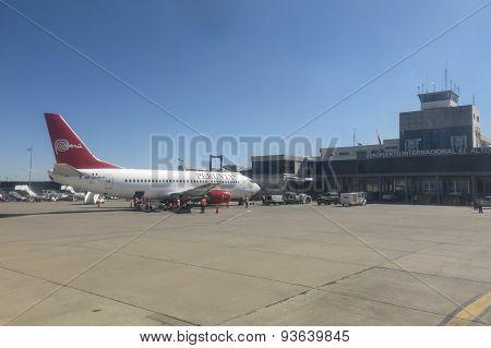 El Alto International Airport, Bolivia