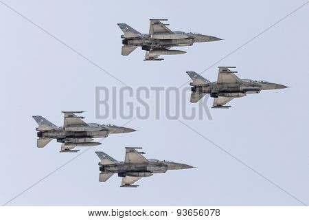 Poznan, Poland - June 14: Group Formation