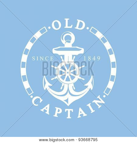 Nautical Label