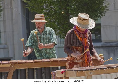 Street Marimba Music