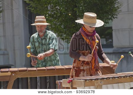 Street Marimba Players