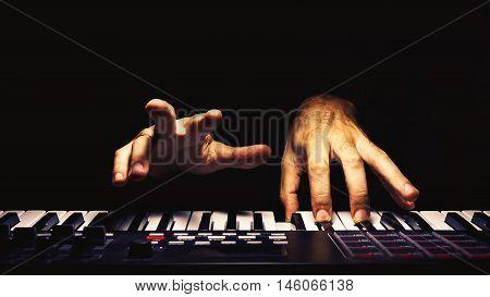 Playing Midi Controller