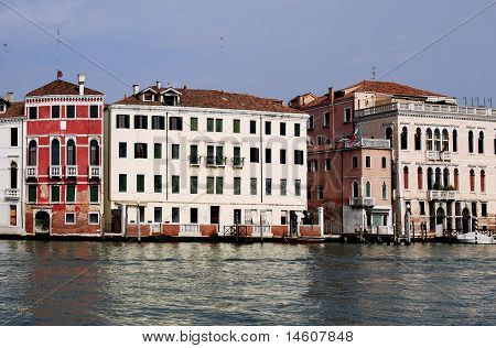 Grand Canal. Venice. Italy