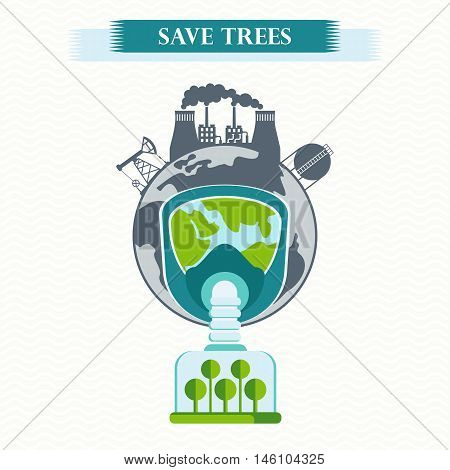 Save Trees Planet
