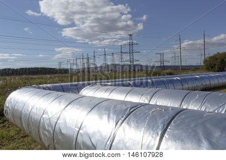 pipe duct conduit plumbing pipe aqueduct underground