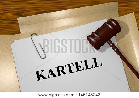 Kartell - The German Word For Cartel