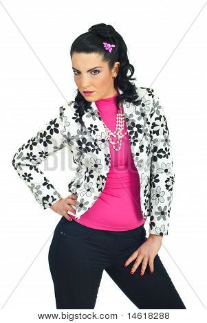 Glamour Model Woman