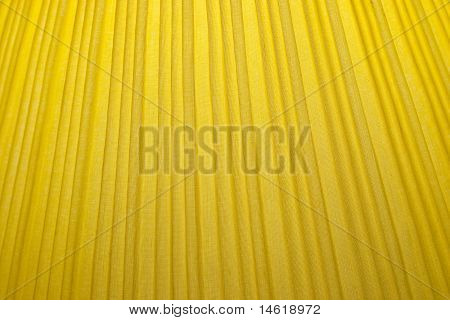 Closeup Structure Of Yellow Fabric Texture Use A Background