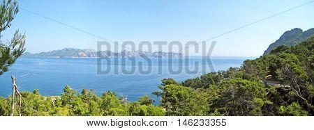 Bay Of Pollenca, Formentor Peninsula - North Coast Of Majorca