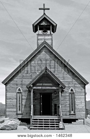 Church Of The Old West