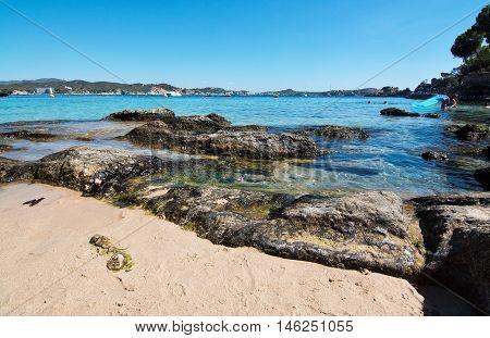 Cala Fornells Beach